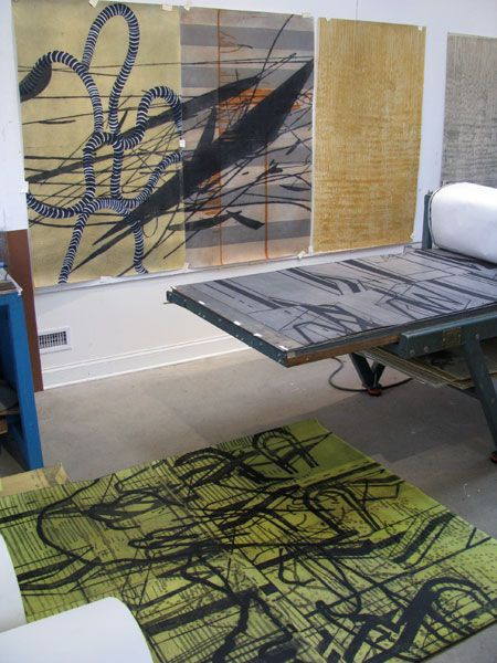 Collagraph, Multi-Plate Mono Printing, Woodblock, Mural Printing & Etching Workshops in Vermont   Sarah Amos Studio