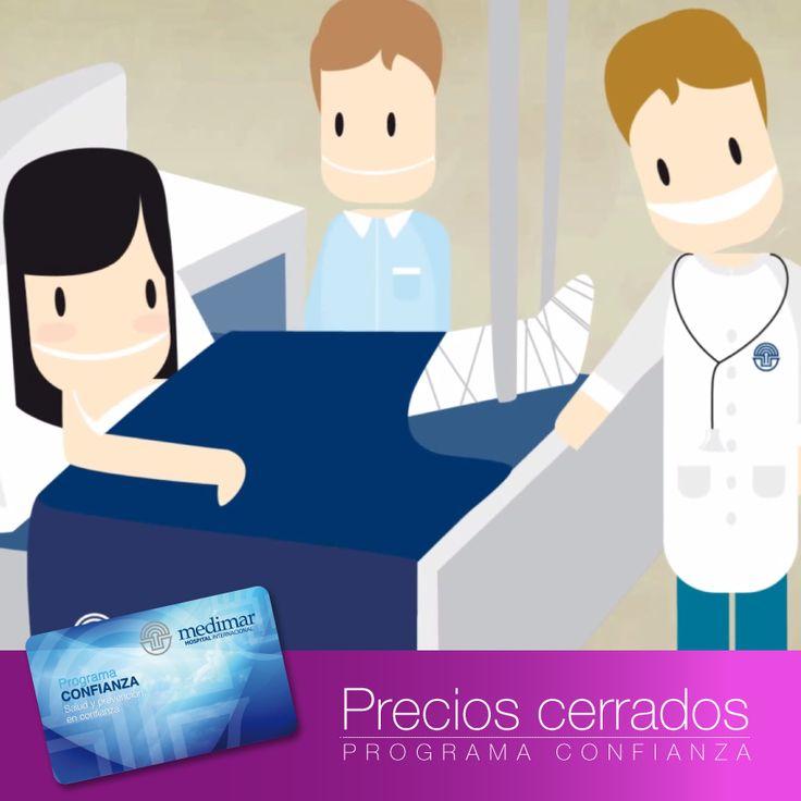 Desde el estudio de tu historial médico hasta el día del alta, sin listas de espera, sin sorpresas en el precio y con los mejores profesionales médicos.