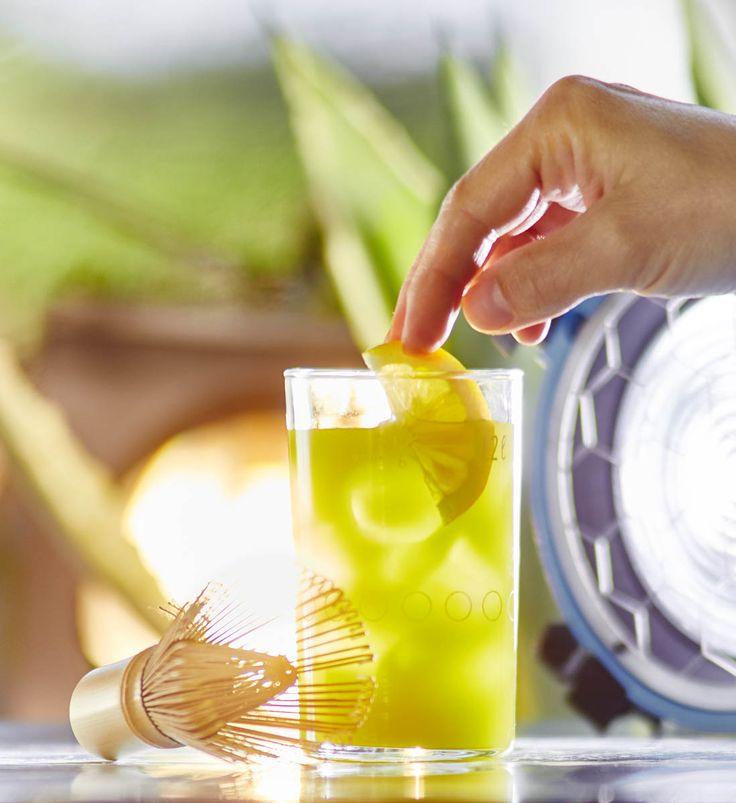 Recepty na ledový čaj (či infused water :))