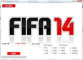 FIFA 14 Coin Generator Online