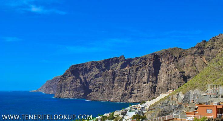 Acantilado de los Gigantes nel Canarias
