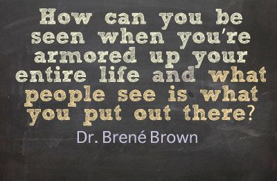 Brene Brown Daring Greatly Quote