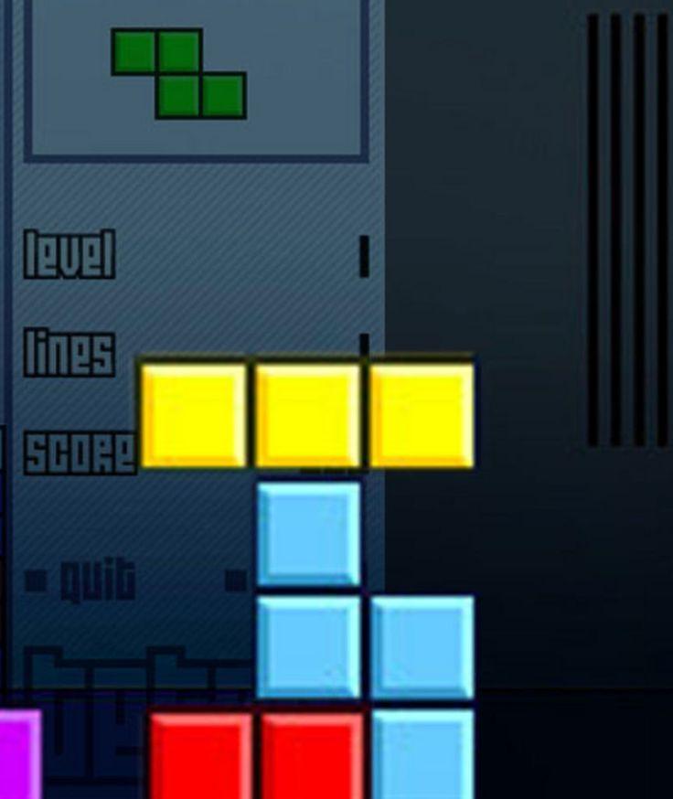 GAMING GEGEN GELÜSTE Tetris Dämpft Lust Auf Alkohol Und Zigaretten