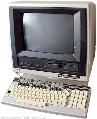 The Acorn ABC 210 / Cambridge Workstation was the only model from the announced, marketed but unreleased ABC (Acorn Business Computer) line, first claimed to be available in October 1984. The ABCs were a range of machines using an integrated monitor, disk drive, PSU and BBC B+ 64K motherboard with slight modifications, originally featuring CPUs from straight 6502 terminals to an 80286 based system.