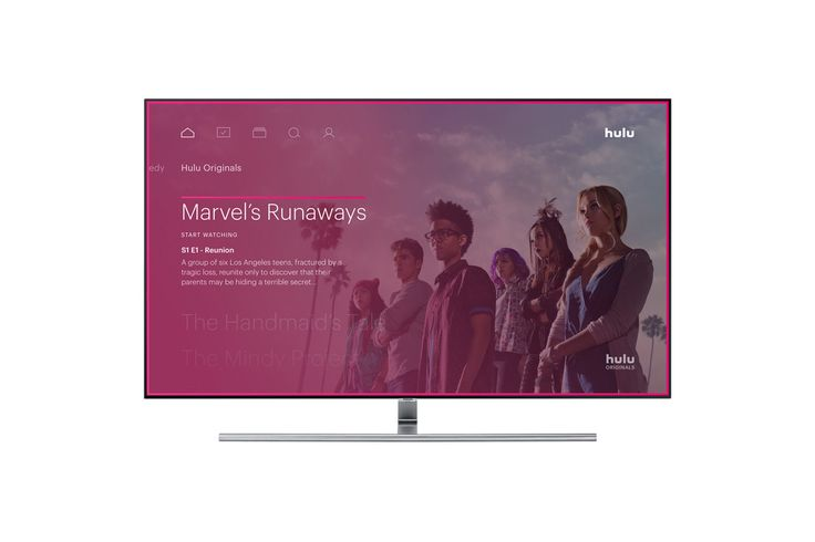 Hulus new UI and live TV service are now on Samsungs 2017 smart TVs