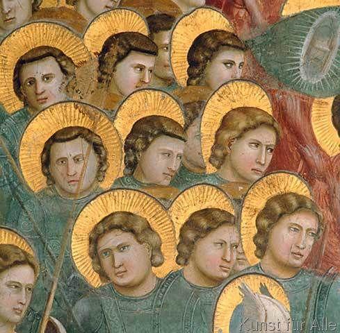 Giotto di Bondone - Das Jüngste Gericht