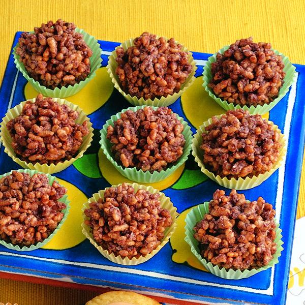 Edmonds Cooking New Zealand - Chocolate Bubble Cakes