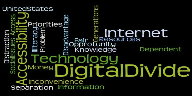 Digital divide, superarlo è utopia