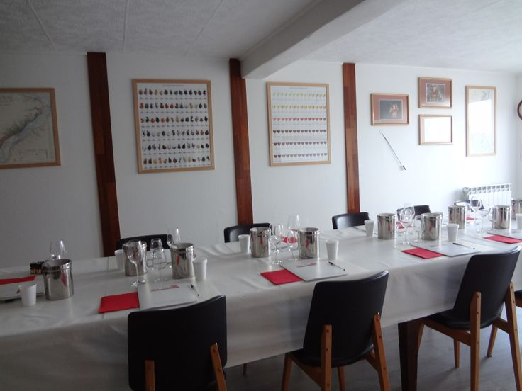 salle dégustation Vino passion