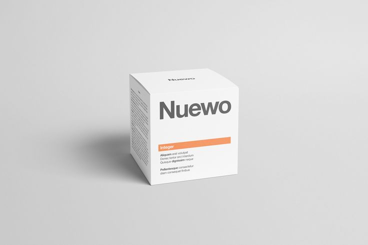 Box / Packaging Mock-Up - Square on Behance