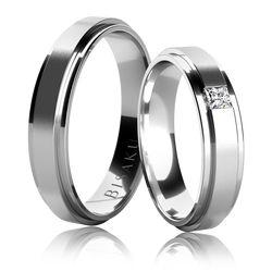 Snubní prsten, model č. 14925