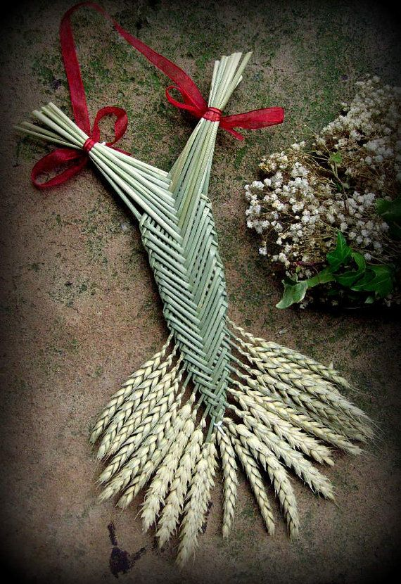 Welsh Border Glory Braid  Witchcraft Magic Druid by WytchenWood