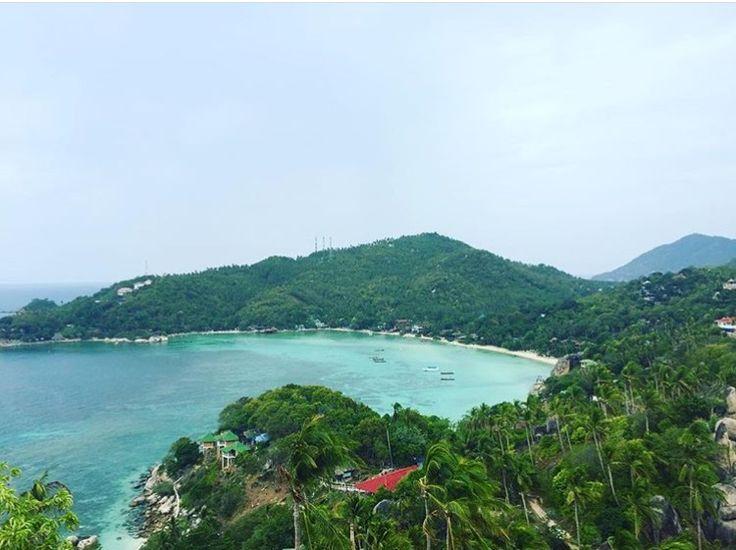 V I E W. Koh Tao Thailand