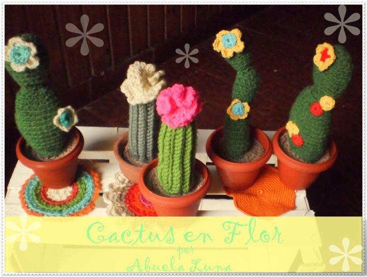 Amigurumi Cactus Tejido A Crochet Regalo Original : Best souvenir de amigurumi y crochet images