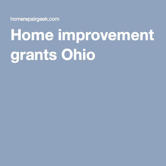 Best 25+ Home improvement grants ideas on Pinterest - Home ...