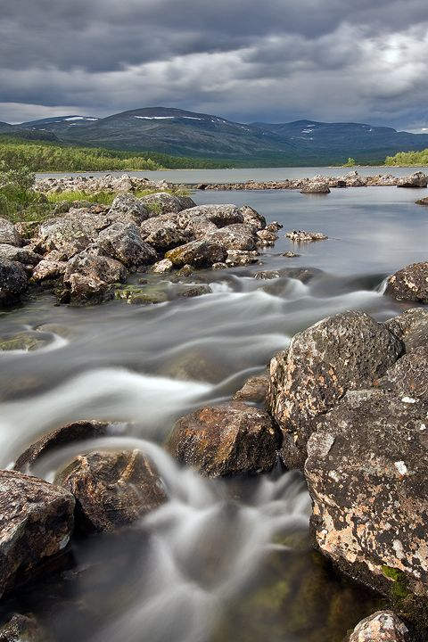 Elements, Kilpisjärvi, Finnish lappland,  by jjuuhhaa.deviantart.com