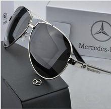 Venda novo estilo óculos polarizados condução homens Sunglasses oculos de sol masculino marca óculos de sol são do sexo masculino(China (Mainland))