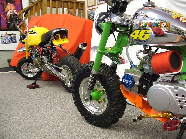 65 best images about Honda Z50 Monkey Bikes on Pinterest ...
