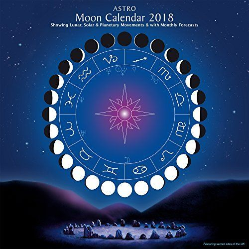 Our Astro Moon Calendar shows phases of the Moon each day astronomical events and astrological forecast for the year. A unique and beautiful lunar and astrology wall calendar for 2017 which follows t...