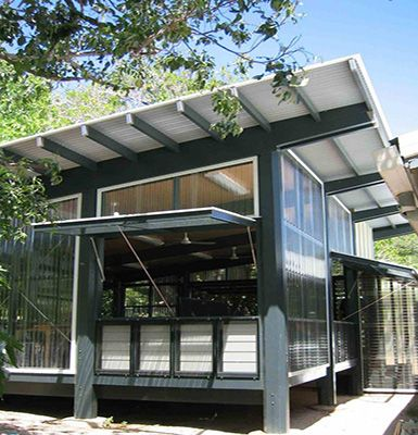 The University of Queensland, Heron Island Research Accommodation // DM2 Architecture, Brisbane