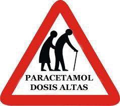 Grup del Medicament: Paracetamol: altas dosis, alto riesgo.