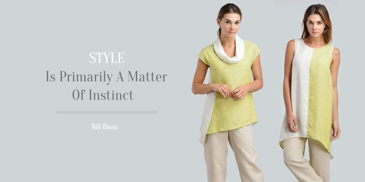 Linen Tunic For New Season