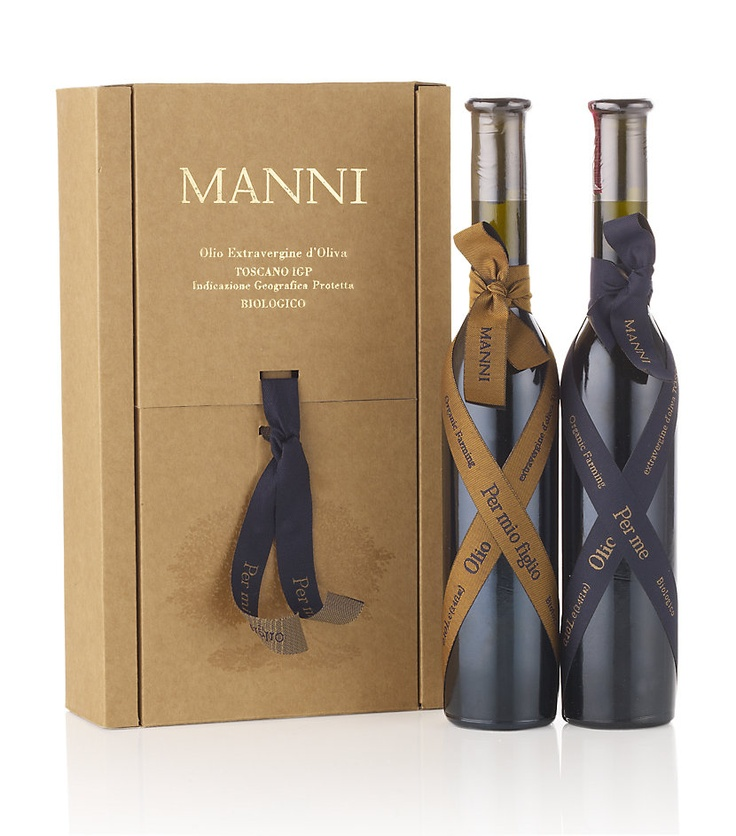 Manni Extra Virgin Olive Oil #packaging