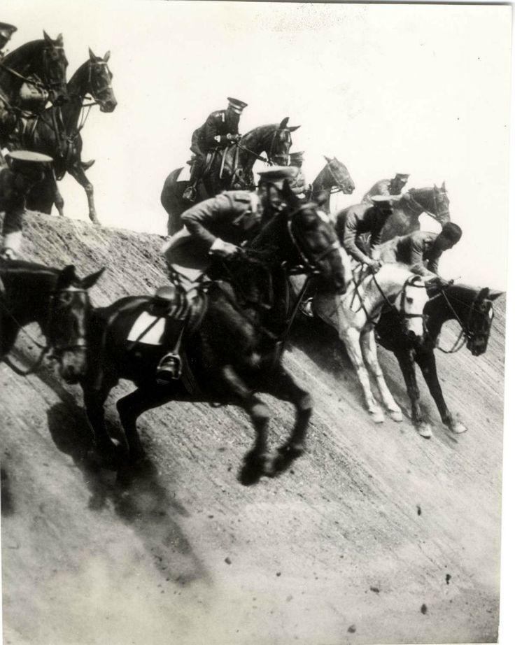 The Italo-Ethiopian War, 1935.    http://semioticapocalypse.tumblr.com