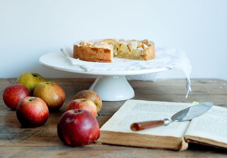 heerlijk en makkelijk recept voor appeltaart