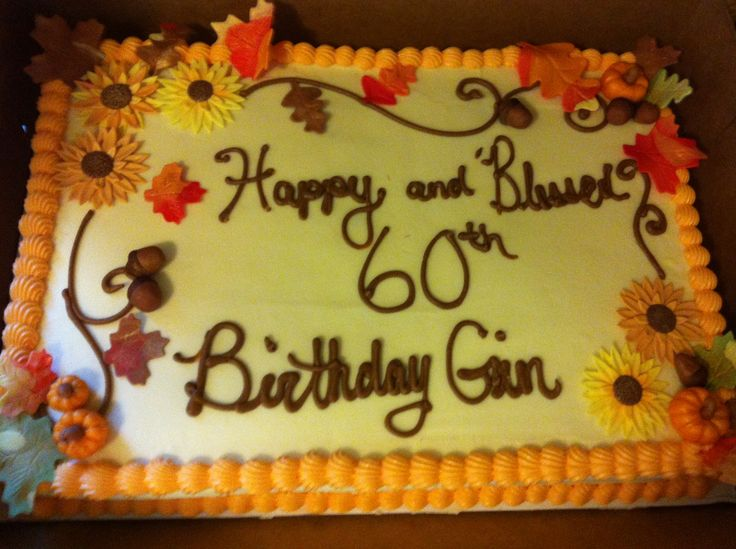 1000+ images about Cake Ideas ~ Fall Holidays on Pinterest ...