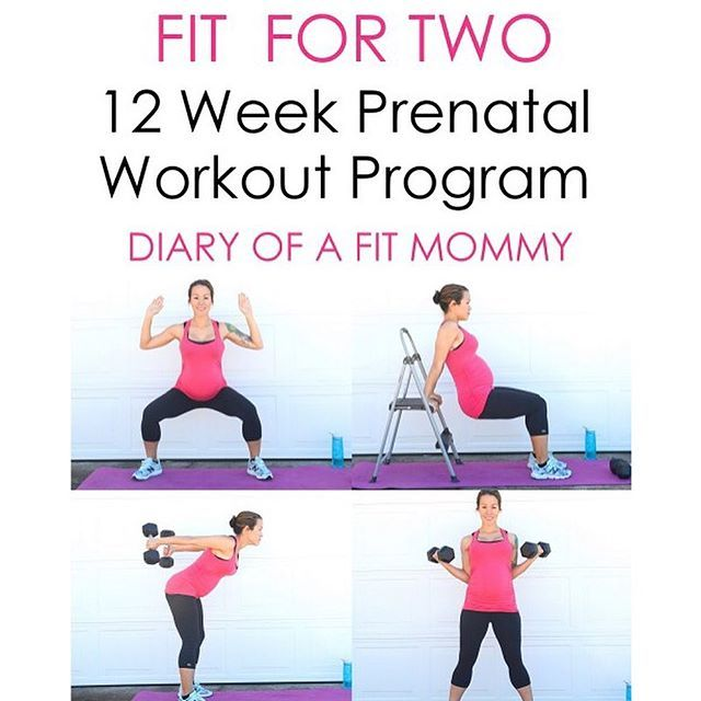 Diary of a Fit Mommy » Safe & Effective Abdominal Exercises For Every Trimester During Pregnancy