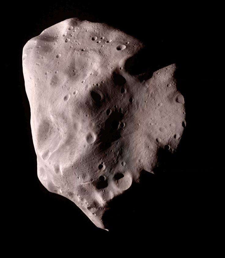 Lutetia in color | Sistema solare, Rosette, Astronomia
