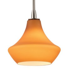 """View the Forecast Lighting F5192 Contemporary / Modern 8.25"""" Shade Line Voltage Mini Pendant from the Carafe Collection at Build.com."""