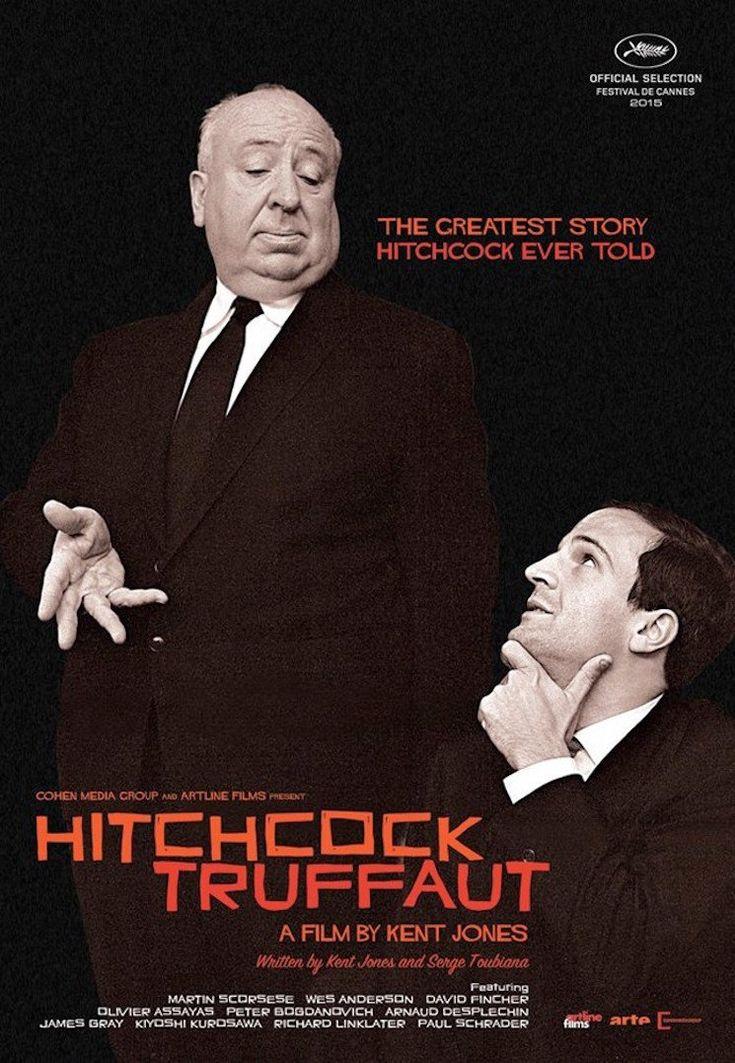 シネフィル絶叫!ヒッチコックとトリュフォーの『映画術』が映画に---世界の名だたる監督も出演!スコセッシ、フィンチャーから、黒沢清まで。海外予告解禁! - シネフィル - 映画好きによる映画好きのためのWebマガジン