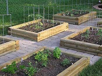 Container Gardening - Building a Raised Bed Garden - Discover Southside - Southside, Virginia