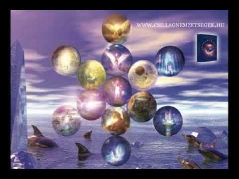 A 13 Csillagnemzetség sugarának invokációja