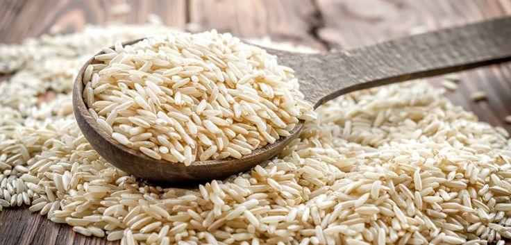 Arroz integral, una opción saludable en nuestra dieta - NutreAlma #nutricion #salud #dieta #bajardepeso #tips #saludable #alimentos