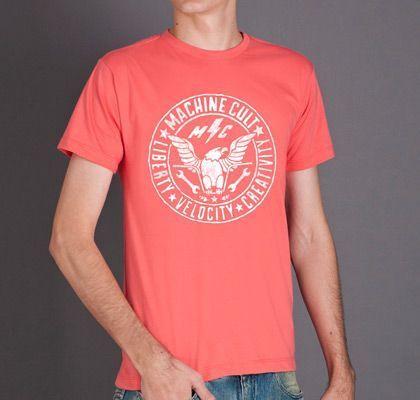 Camiseta Motoqueiro - Machine Cult | Roupas e acessórios de carro e moto