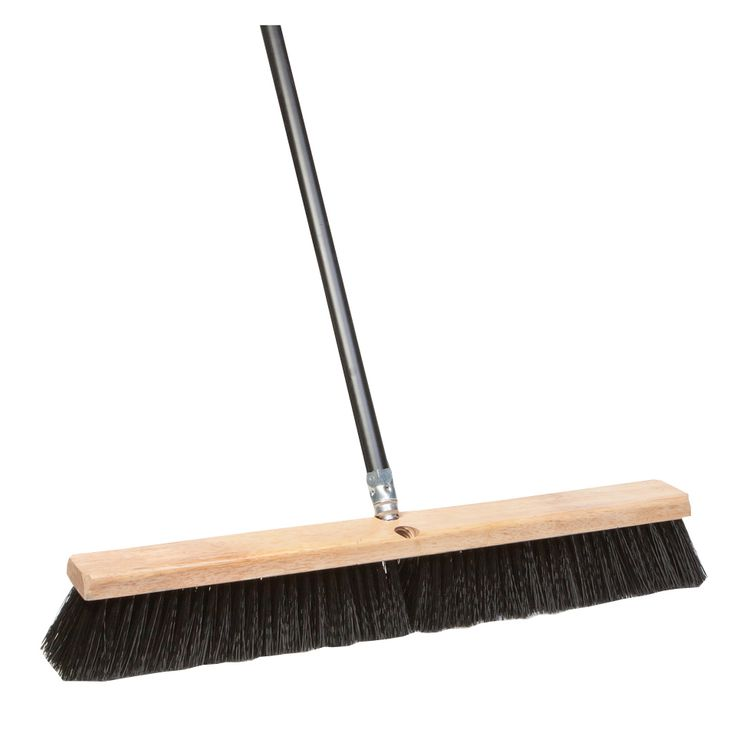 "Jensen DQB Industries 09960 18"" All Purpose Push Broom"