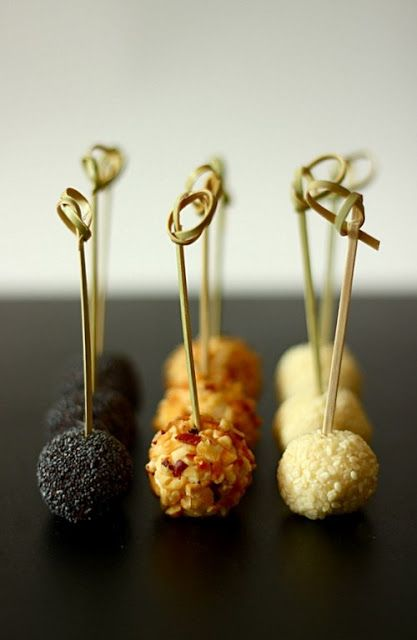 I Tartufi ai 4 formaggi | MIEL & RICOTTA