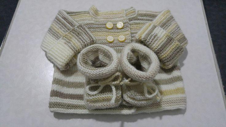 #Bebek kazağı