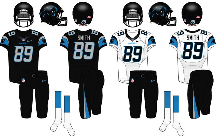 carolina panthers concept logo | ... - Chris Creamer's Sports Logos Community - SportsLogos.Net Forums