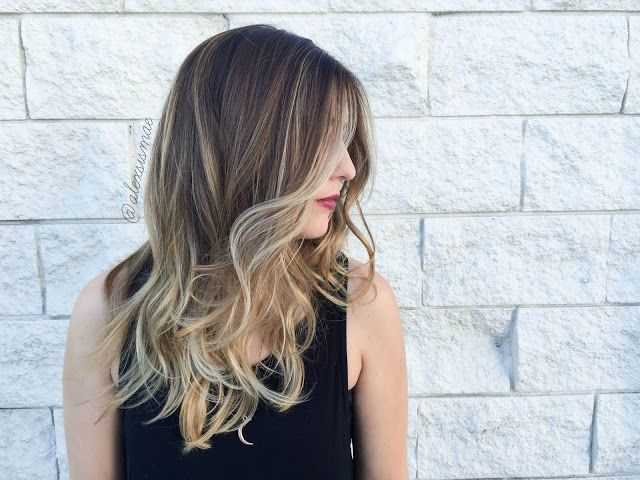 Awesome 17 Best Images About Sombre On Pinterest Brunette Sombre Short Hairstyles Gunalazisus