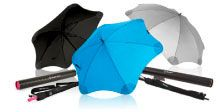 TRAVEL - UMBRELLA - BLUNT - XS 950MM - MINI 970MM - LITE 1100MM - CLASSIC 1200MM - XL 1370MM - G2 1460MM - 2017