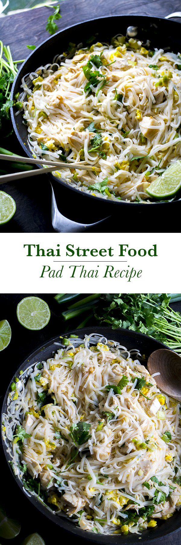 Pad Thai Recipe from Talia - Someone I know that knows what street pad thai actually tastes like