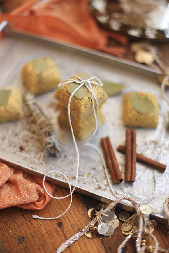 Make Your Own Moroccan Spiced Soap