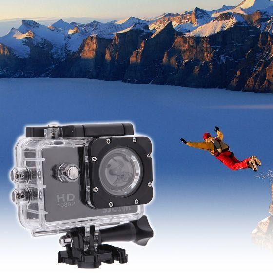 """Best SJCAM SJ4000 1080P Waterproof Action Sport Camera DVR 1.5"""" Sale Online Shopping"""