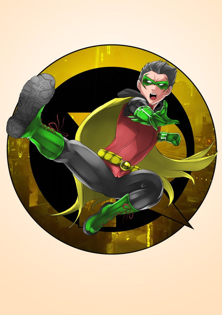 Robin by kevzter on DeviantArt