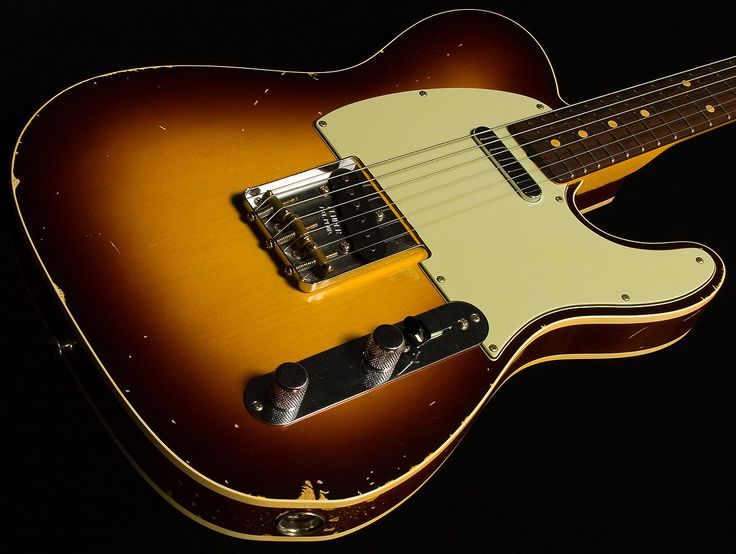 Fender Cs Sheryl Crow 1959 Custom Tele Play Yer Guitar