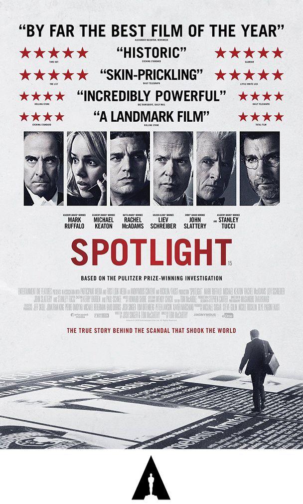 Spotlight En Primera Plana Spotlight 2015 Estados Unidos
